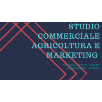 STUDIO COMMERCIALE AGRICOLTURA E MARKETING